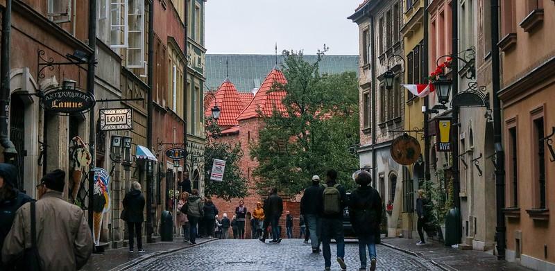 Warsaw, Poland.