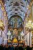 Chapel in Jasna Gora Monastery, Poland.