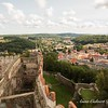 View from Bolkow Castle, Poland