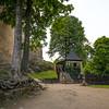 Entrance to Chojnik Castle