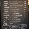 Zapiekanka sandwich menu