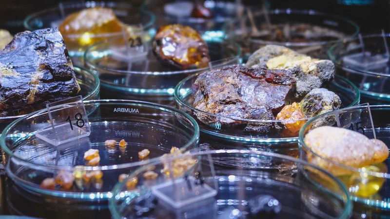 A closer look at amber