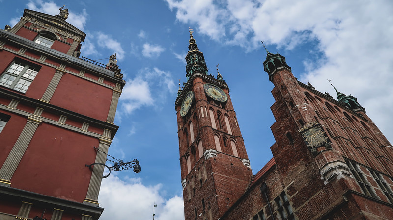 Architecture in Gdansk