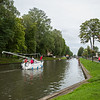 Boating channel, Gizycko, Poland