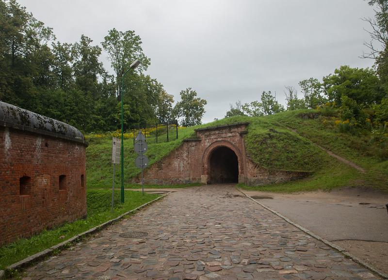 The Boyen Fortress, Gizycko Poland