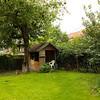 Gardens of my childhood house, Jezow