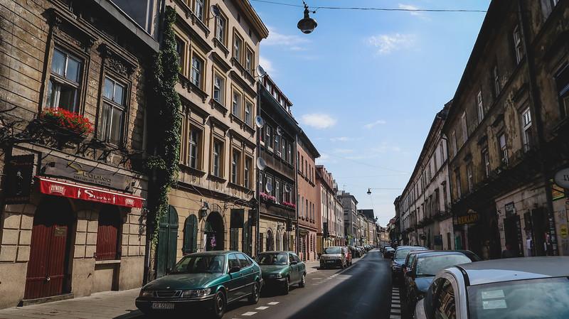 Visiting Kazimierz, one of Krakow's coolest neighbourhoods