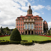 Beautiful Ksiaz Castle, Poland
