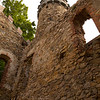 Ksiecia Henryka Castle, Poland