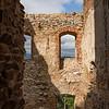 Ksiecia Henryka Castle ruins, Jelenia Gora Poland