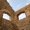 Ksiecia Henryka Castle ruins