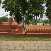 Malbork Castle model