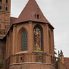 The Church of St Mary's, Malbork Castle