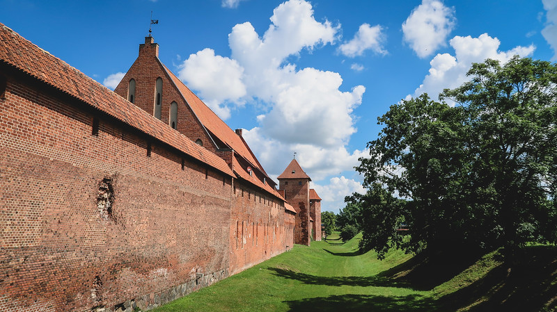 Visiting Malbork Castle from Gdansk