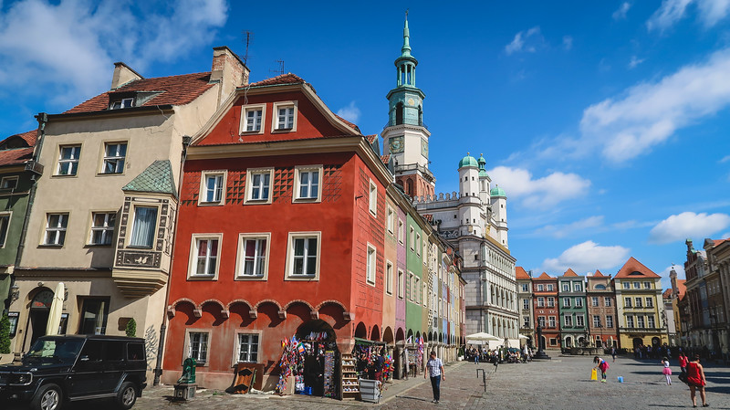 Your travel guide to the best things to do in Poznan, Poland!