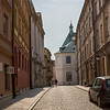 Old Town, Warsaw Poland