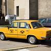 Trabunt Taxi in Warsaw, Poland