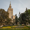 Palace of Culture, Warsaw Poland