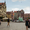 Old Town, Wroclaw Poland