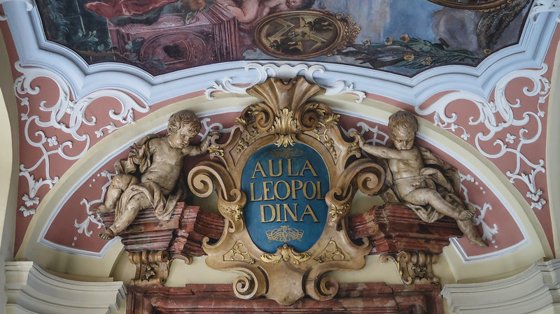 Looking for things to do in Wroclaw - you can always visit Aula Leopoldina.