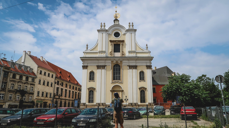 Parish of the Most Holy Name of Jesus in the University Quarter, Wroclaw.