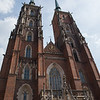 Church in Wroclaw, Poland