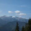 Mountains in Zakopane, Poland