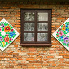 Polish folkart in Zalipie