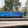 EP09 022 (91 51 1150 027-7 PL-PKPIC) at Warsaw Zachodnia on 12th August 2014
