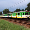 KMKOL, EN57 1662rb (94 51 2120 453-7 PL-KMKOL) at Wolomin on 12th August 2014 (1)