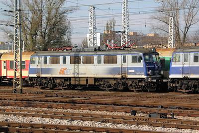 EU07 062 at Warsaw Wschodnia on 2nd November 2012