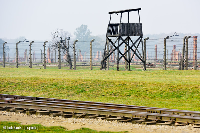 Auschwitz II-Birkenau, October 2018.