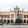 Cracow on a rainy day - 2013