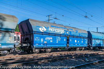 F Coded (51) (Special open high-sided wagon)