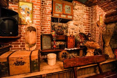 Morskie Oko, Restaurant - Cracow 2013