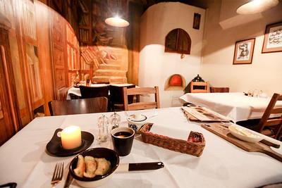 W Starej Kuchni, Restaurant - Cracow 2013 Pierogi