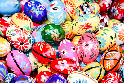 Easter Market in Cracow - 2013
