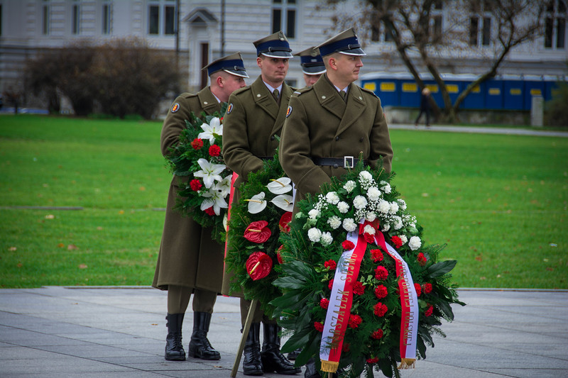 warsaw military commemoration