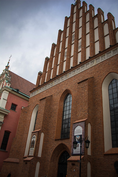 st john's archcathedral warsaw