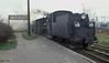 PKP Px48-1726 runs into Sroda Wask with train 7255 to Zaniemsyl on 29 November 1990