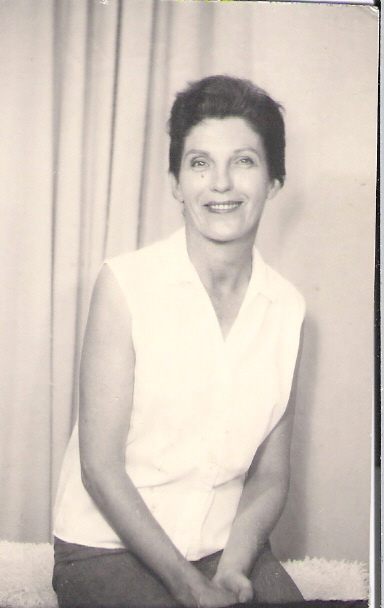 Ann (Szymanski) Brown Born September 8, 1921 in Buckner, Illinois. Died June 3, 1989. Married John Trecie / Daniel Brown. (courtesy Lottie Keir Moore)