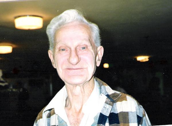 Joseph Szymanski Born May 15, 1915 in Valier, Illinois. Died August 20, 1996. Never married. (courtesy Lottie Keir Moore)