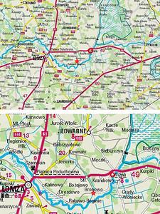 Bronowo map.