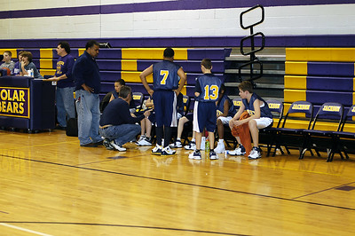 6th Grade Jackson Purple vs. Copley