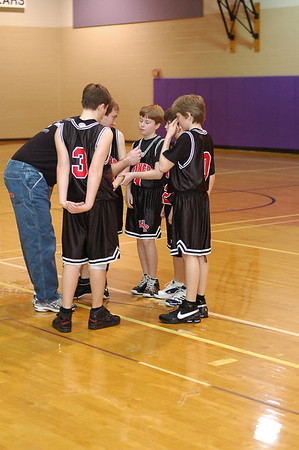 6th Grade - 2/16/08 - Northwest Vs. New Philadelphia Black