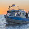 one of the 2 boats we photographed from