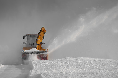 Runway Clearing, Rothera Research Station