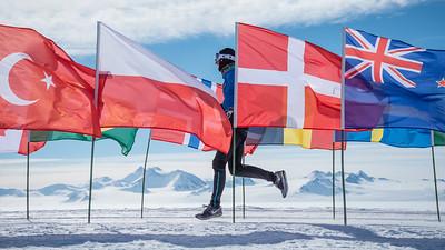 Antarctic Ice Marathon, Union Glacier