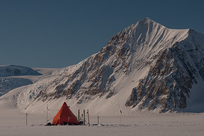 Field Camp, Flask Glacier