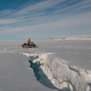 Skidooist, Antarctica